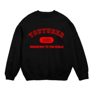 YOUTUBER(赤) Sweats