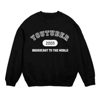 YOUTUBER(白) Sweats