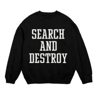 SEARCH&DESTROY Sweats