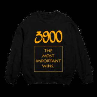 wlmのPOINTS - 3900 Yellow Sweats