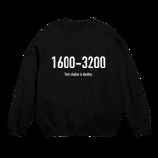 wlmのPOINTS 1600-3200 Sweats