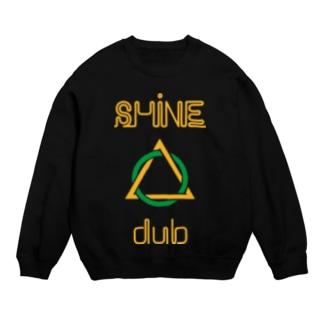 shine dub スウェット
