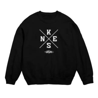 NEKS-ONEクロスロゴ Sweats