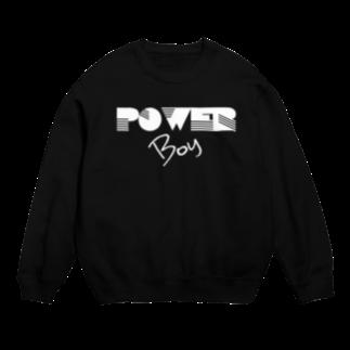 bathtime boysの power boy Sweats