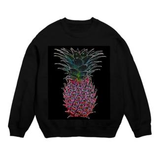 colorful ananas Sweats