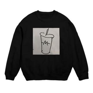 ハンバーガーショップのシェイクロゴ Sweats