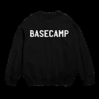 BASE-CAMPのBASE CAMP 03 WHITE Sweats
