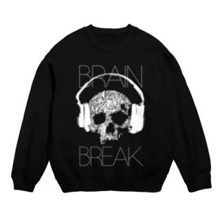 brainbreak スウェット