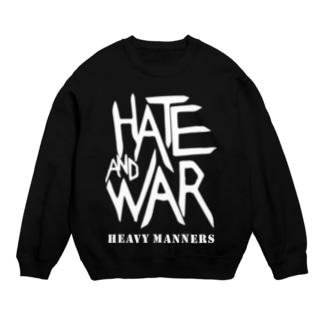 hate&war Sweats