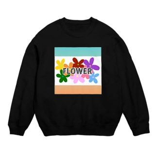 FLOWER FLOWER2 Sweats