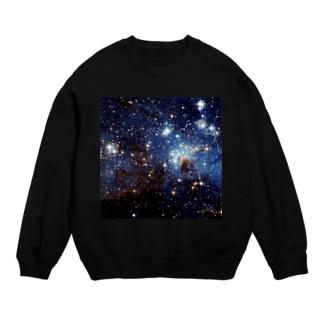 大マゼラン星雲にある星形成領域、LH95 Sweats