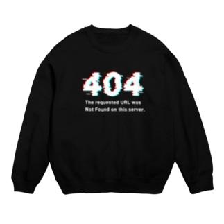 インターネットクラブの404 Not Found Sweats