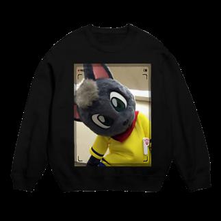 魚の夢CHの黒猫ポピースウェット