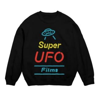 SuperUFOFilms スウェット