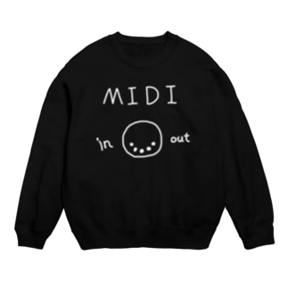 MIDI in out Sweats