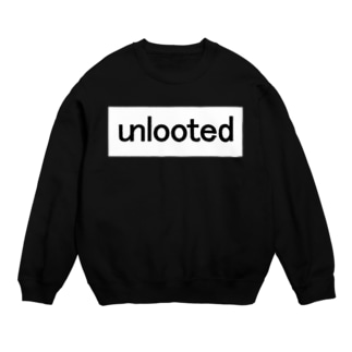 unlooted square Sweats