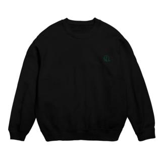 line art of 豆虫 Sweats