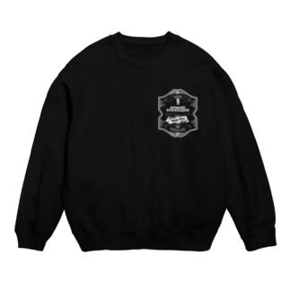 Aomori Scratcher / Small logo Sweats