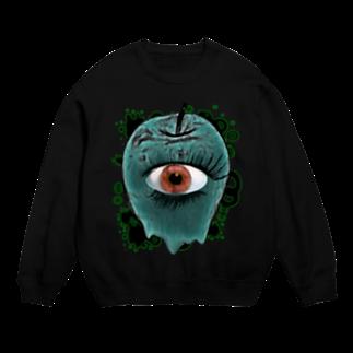 nue-designの悪魔の毒リンゴVer.2スウェット