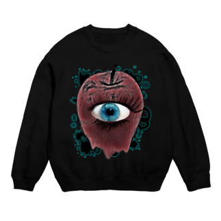 nue-designの悪魔の毒リンゴVer.3 Sweats