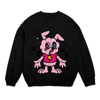 JUNKIE GREY【Pink】       Sweats
