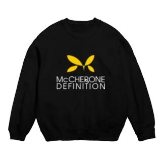McCHERONE DEFINITION[濃色] Sweats