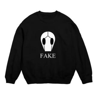 FAKE_W スウェット
