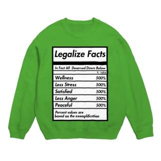 ZIBTRIC - Legalize fact Sweats