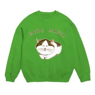 猫マニア Sweats