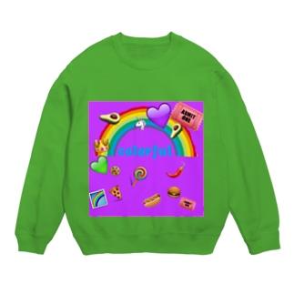 colorfulアメリカン Sweats