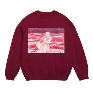赤い海 Sweats