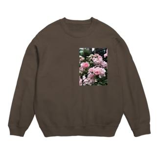 三菱一号美術館の薔薇 Sweats