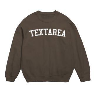 TEXTAREA Sweats