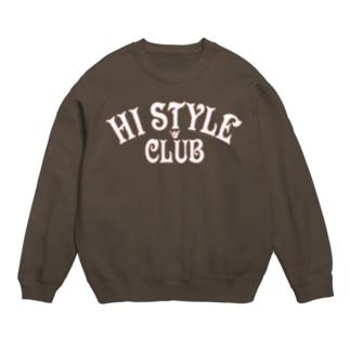 HI STYLE CLUB Sweats