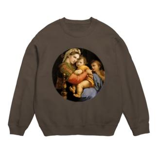 ラファエロ『 小椅子の聖母 』 Sweats