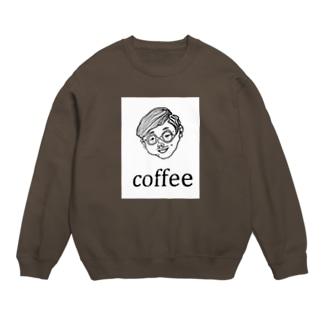 COFFEE MAN Sweats