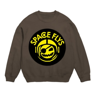 SPACE FLYS スウェット