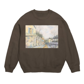ユトリロの幻影:Mirage of Utrillo Sweats