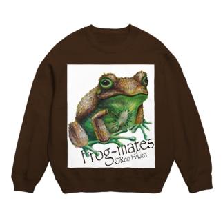 カエルメイト(Frog-mates)より「キウイガエル」 Sweats