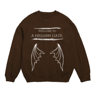 A Hellish Gate Sweats
