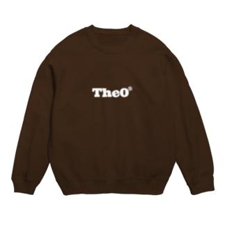 The0ロゴ Sweats