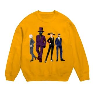 VIRTUALGANG 83ファミリーシャツ Sweats