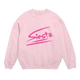 Siesta(おひる寝) シエスタ Sweats
