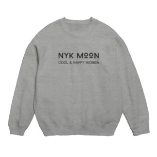 NYK MOON logo Sweats