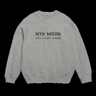 NYK MOON.factoryのNYK MOON logo Sweats