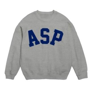 ASP(紺) Sweats