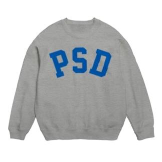PSD(青) Sweats