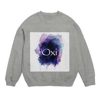 oxi スウェット