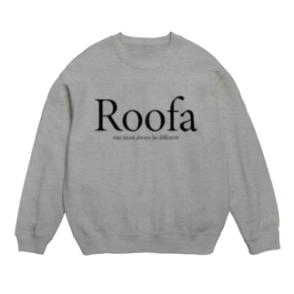Roofa Logo Sweats