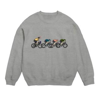 ロードバイク・ドラフティング Sweats